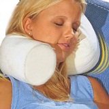 Contour Twist Pillow with massage